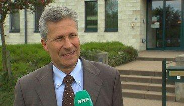 BRF-Direktor Toni Wimmer hatte sich sein neues Amt sicherlich etwas anders vorgestellt. Foto: BRF
