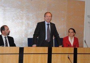 Ferdel Schröder wurde als Mensch und Politiker von vielen geschätzt. Foto: DG-Parlament