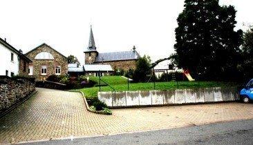 Im Turnsaal der Gemeindeschule von Espeler befand sich das Wahllokal.