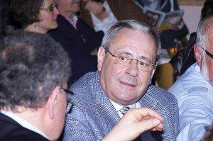 Joseph Maraite, Bürgermeister von Burg-Reuland. Foto: Gerd Comouth
