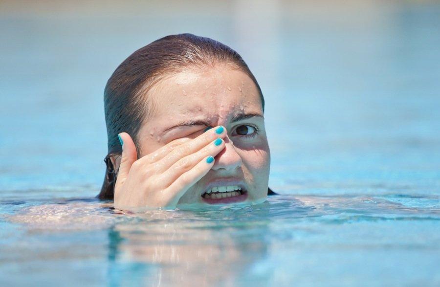 Pool zuviel chlor
