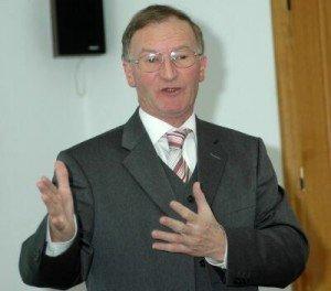 Der St. Vither Bürgermeister Christian Krings. Foto: st.vith.be