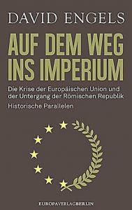 Das Cover der deutschsprachigen Ausgabe des Buchs von David Engels.