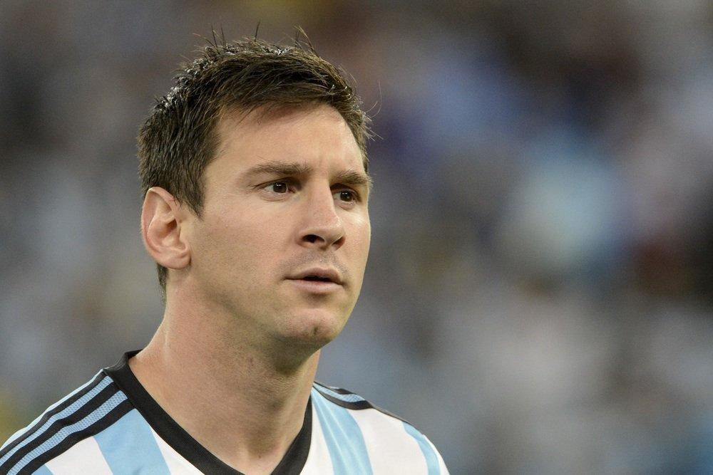 Lionel Messi Und Seine Diktator Frisur Ostbelgien Direkt