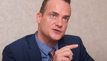 DG-Ministerpräsident Oliver Paasch. Foto: Belga
