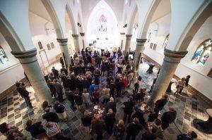 Der Festakt zum Tag der DG findet ab jetzt immer im Kloster Heidberg statt. Foto: Jannis Mattar