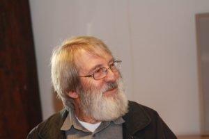 Der St. Vither Künstler Pierre Doome. Foto: Serge Heinen