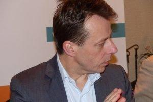 Der wallonische Umweltminister Carlo Di Antonio (CdH). Foto: OD