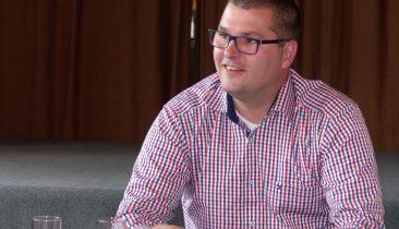 Philippe Hunger: Ist er der Spitzenkandidat der PFF bei der nächsten Eupener Stadtratswahl? Foto: OD