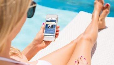 """Wo es Internet gibt, gibt es auch """"Ostbelgien Direkt"""". Foto: Shutterstock"""
