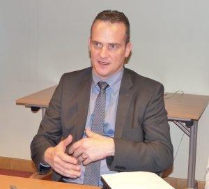 Ministerpräsident Oliver Paasch. Foto: OD