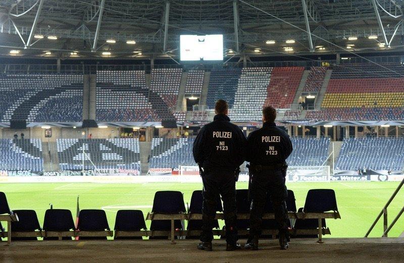 Deutschland Holland Abgesagt