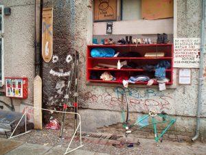 Ein Umsonstladen in Berlin. Foto: Wikipedia