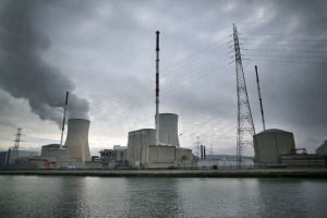 Das Atomkraftwerk von Tihange bei Lüttich. Foto: dpa