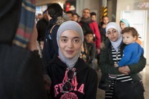 Flüchtlinge aus Syrien. Foto: Shutterstock