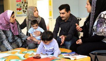 Die DG ist nicht für die Asylpolitik zuständig, wohl aber für die Integration derjenigen, denen Asyl gewährt wurde. Foto: dpa