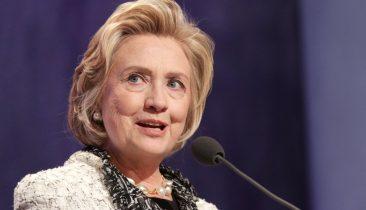 Hillary Clinton. Foto: Shutterstock