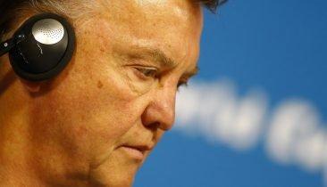 Louis van Gaal, Trainer von Manchester United. Foto: Shutterstock