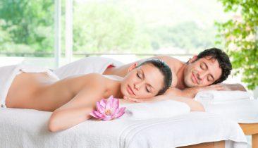 Neckermann empfiehlt den Verliebten u.a. einen Wellness-Aufenthalt in Spa. Foto: Shutterstock