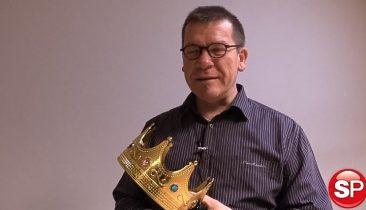 Der Eupener Theaterpädagoge Jörg Lentzen. Foto: Youtube