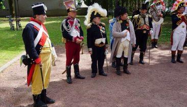 Uniformen und Kostüme aus der napoleonischen Zeit. Foto: ehu