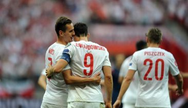 Polen steht im Viertelfinale. Foto: Shutterstock