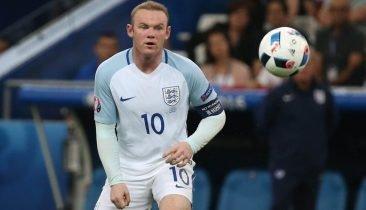 Wayne Rooney unterlief in der zweiten Halbzeit ein Fehlpass nach dem anderen. Foto: Shutterstock