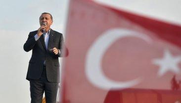 Der türkische Staatspräsident Recep Tayyip Erdogan. Foto: Shutterstock