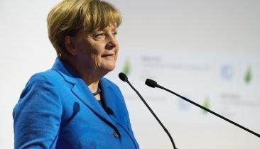 Die deutsche Kanzlerin Angela Merkel. Foto: Shutterstock