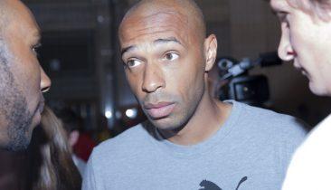 Der ehemalige französische Weltklassespieler Thierry Henry. Foto: Shutterstock
