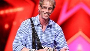 Karl-Heinz Kemmerich aus St. Vith. Foto: RTL / Stefan Gregorowius