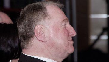 Karl-Heinz Lambertz regierte die DG mit eiserner Hand. Foto: Gerd Comouth
