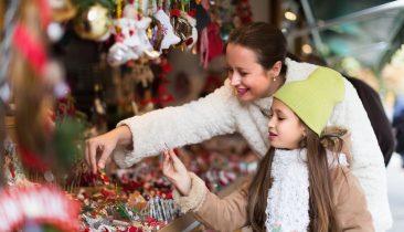 Liebhaber von Weihnachtsmärkten haben in diesen Tagen und Wochen die Qual der Wahl. Foto: Shutterstock