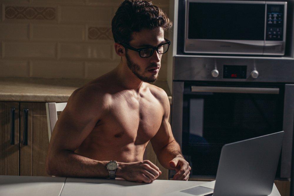 menschen mit cyber sex