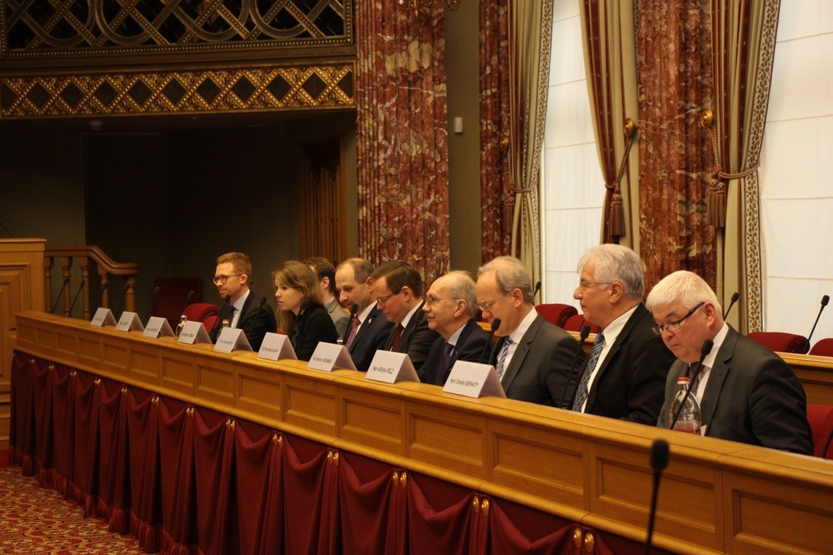 Delegation des pdg zu gast in luxemburg ostbelgien direkt for Chambre de deputes luxembourg