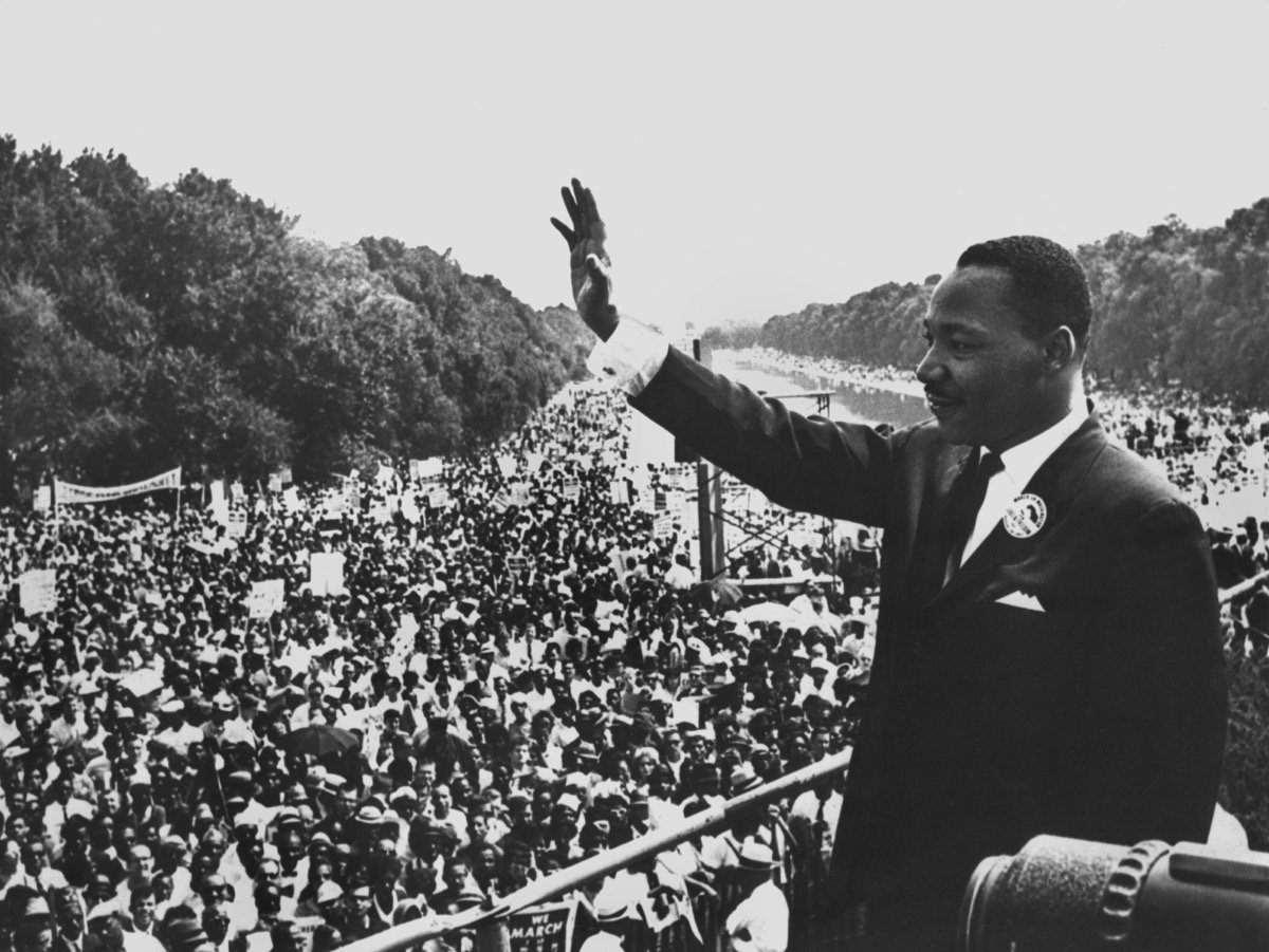 """I Have A Dream"""" Vor 50 Jahren Mord An Martin Luther King [VIDEO"""