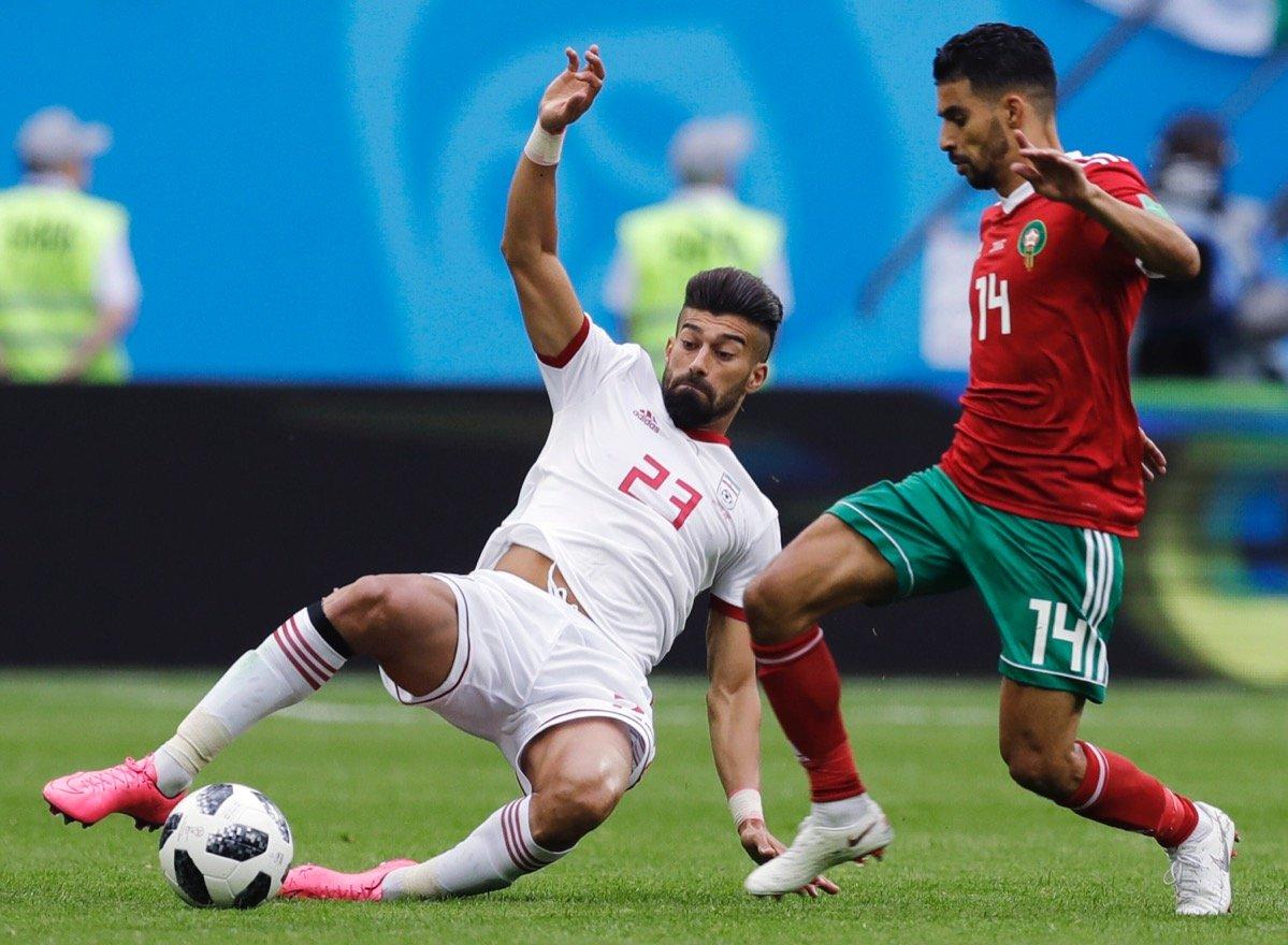 Iran Gegen Marokko