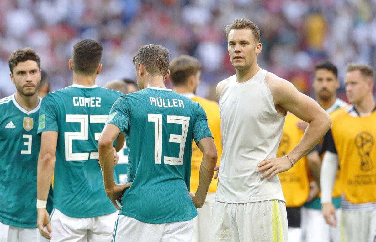 Felix Magath Wm Aus Folgt Dem Abwärtstrend Der Deutschen Clubs