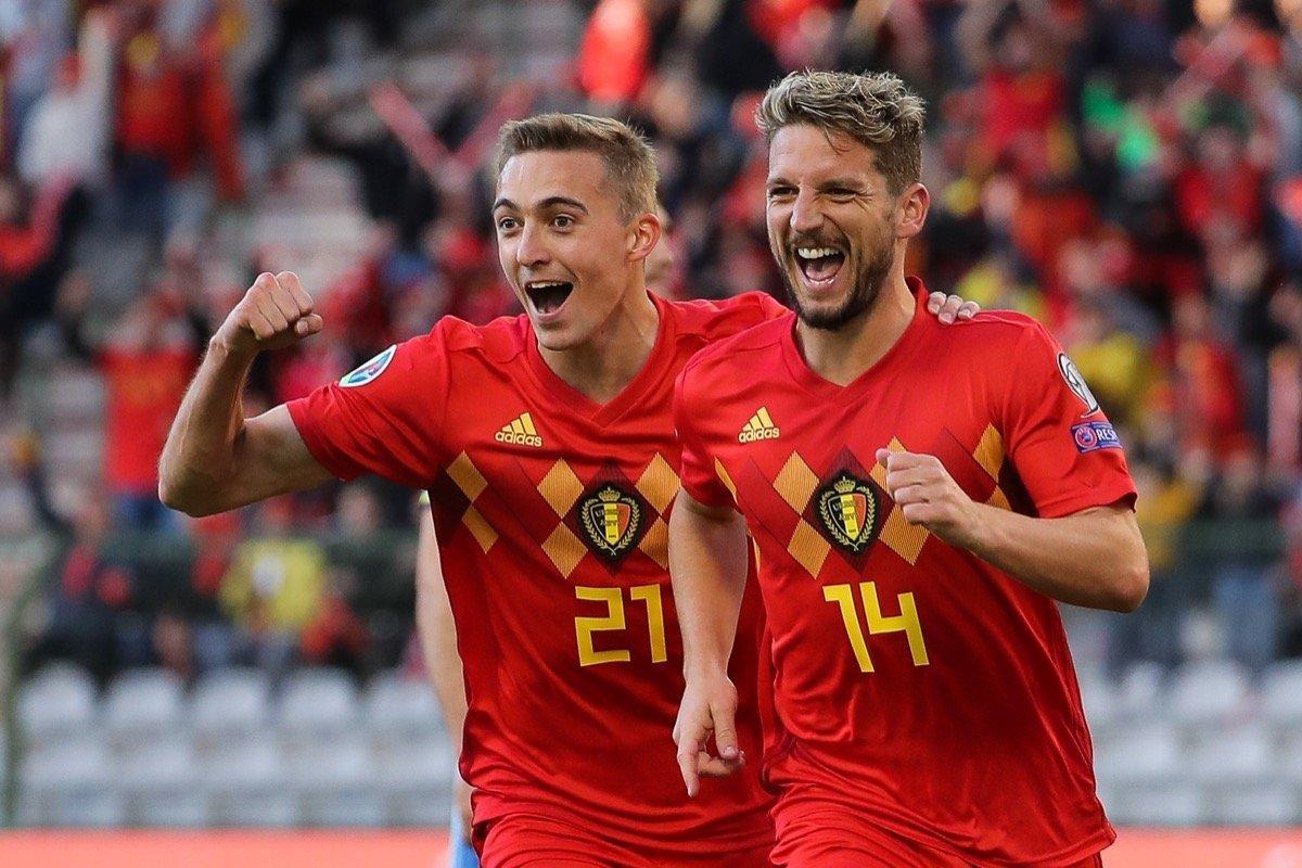 Belgien Fußball Weltrangliste