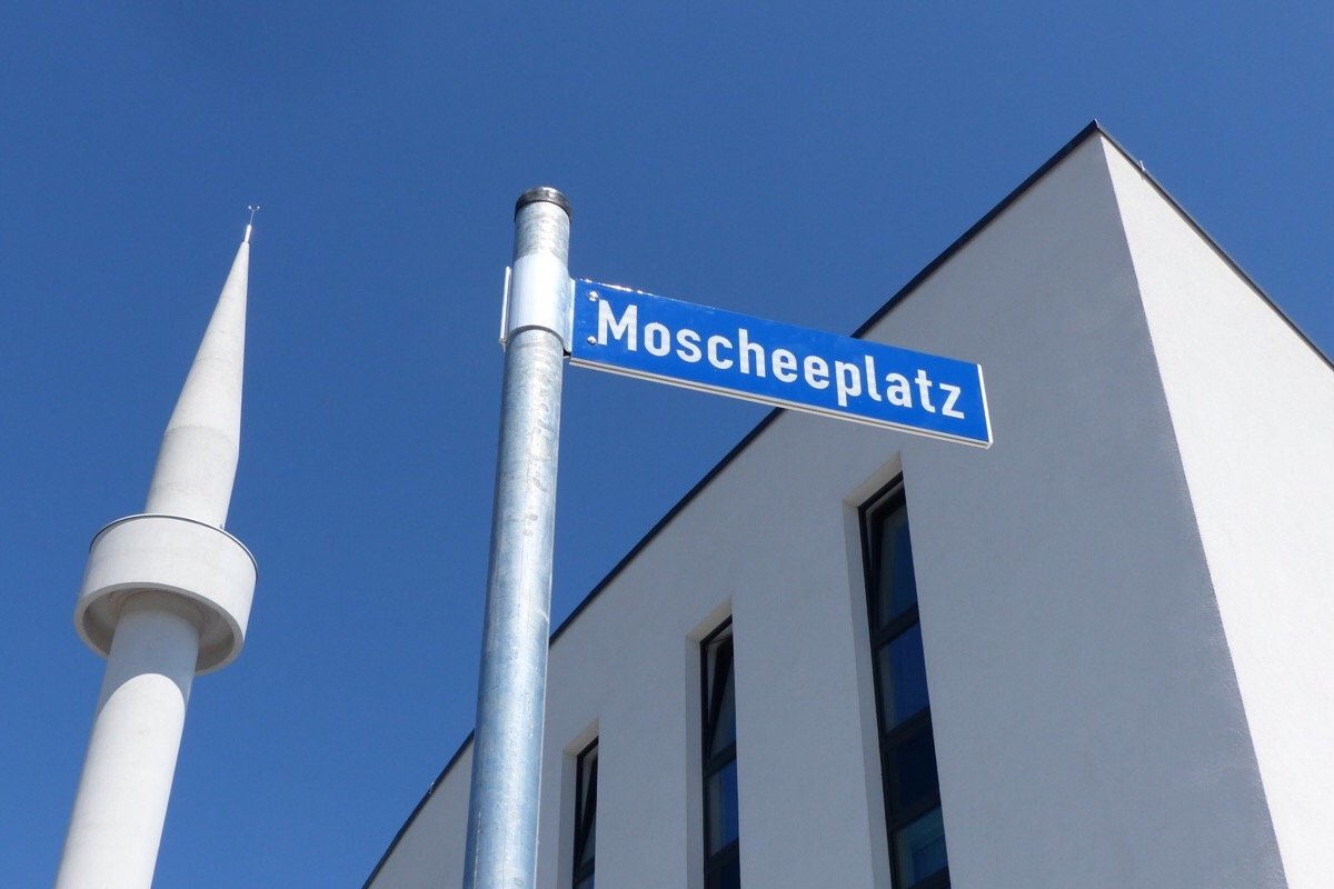 Die Stadt Aachen hat jetzt einen Moscheeplatz Ostbelgien