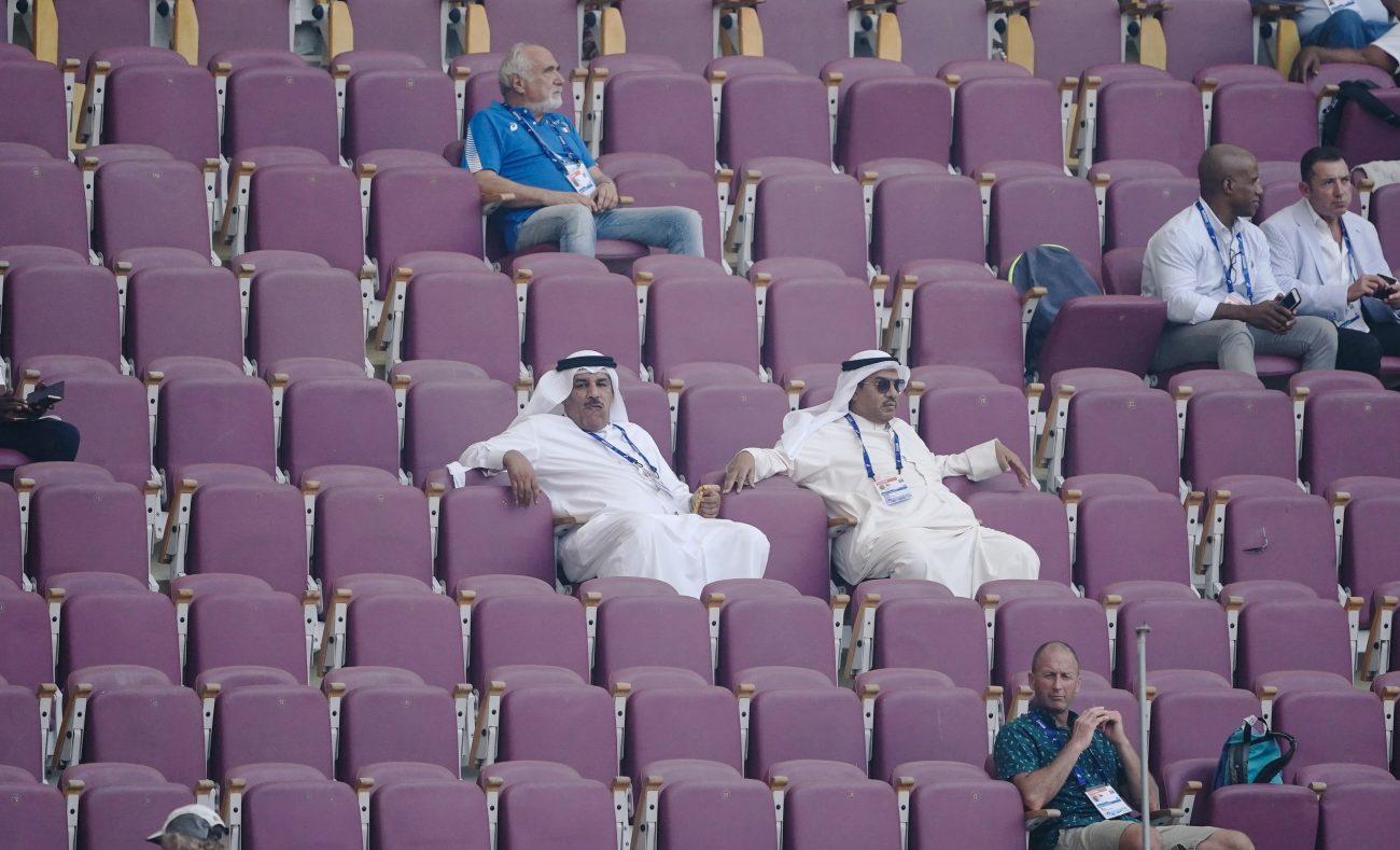 Katar Ist Eine Warnung Extreme Temperaturen Und Leere