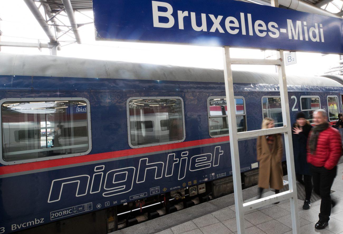 Von Köln Nach Brüssel