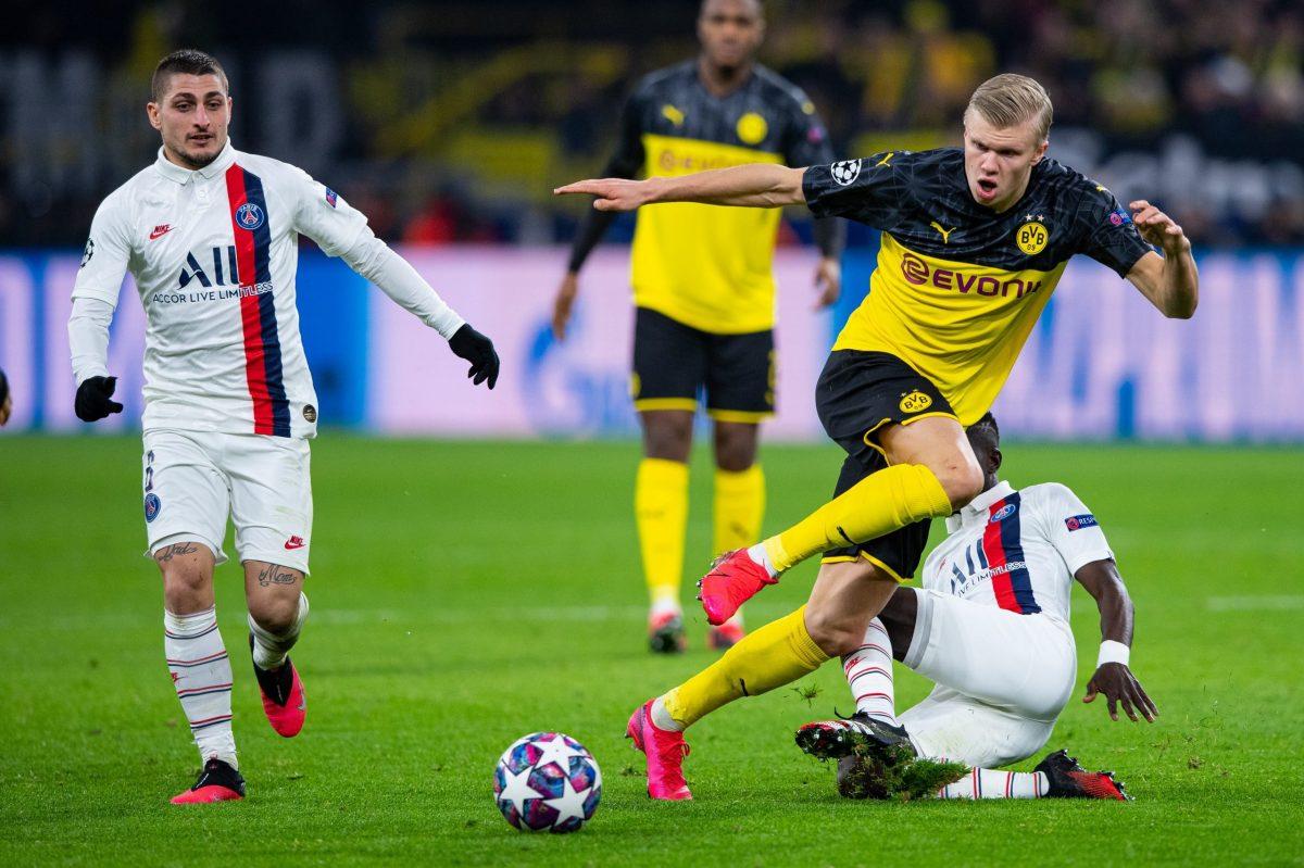 Dortmund Psg Rückspiel